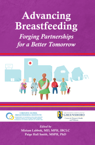 Advancing breastfeeding forging partnerships for a better tomorrow