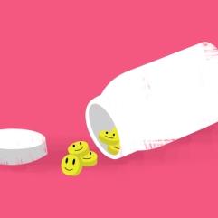 happy pills