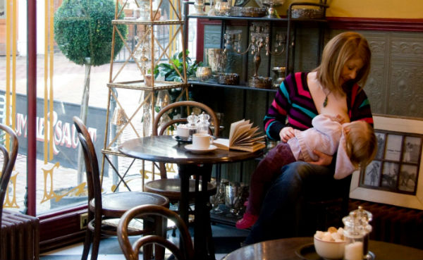 Why I Approve of Breastfeeding in Public