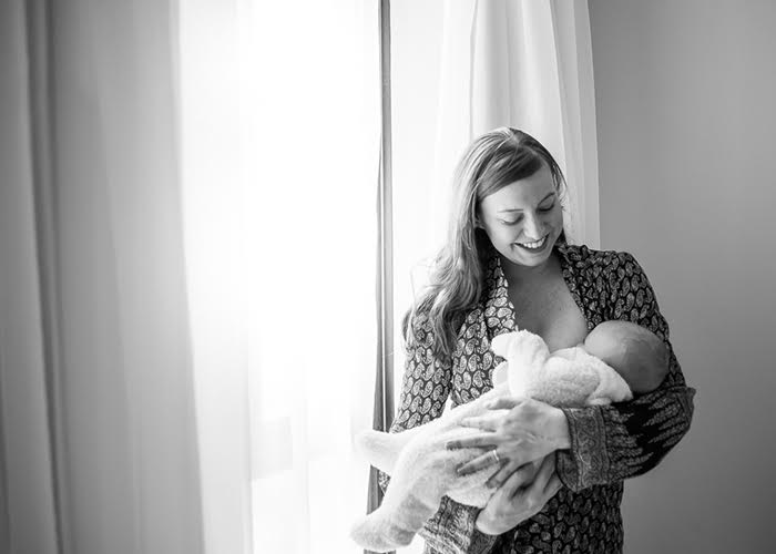 3 Ways For a New Mother to Mother Herself