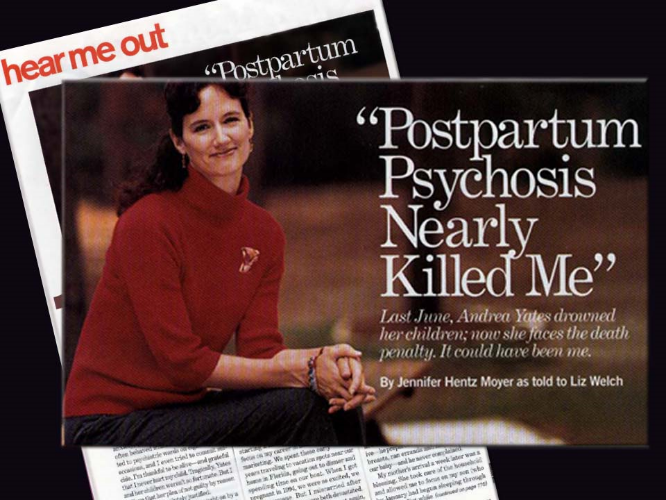 Overcoming Postpartum Psychosis A Mother's Climb Out of Darkness