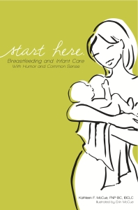 Start Here Breastfeeding